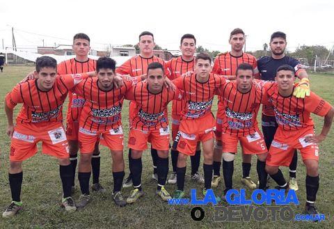 Hernánde-Guerrico. Liga local. 08/05/19