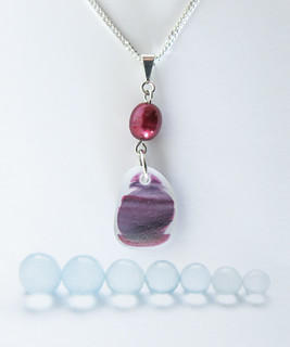 Purple-Red Multii & Pearl