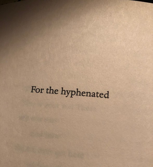 (Dedication in Randy Ribay's Patron Saints if Nothing)