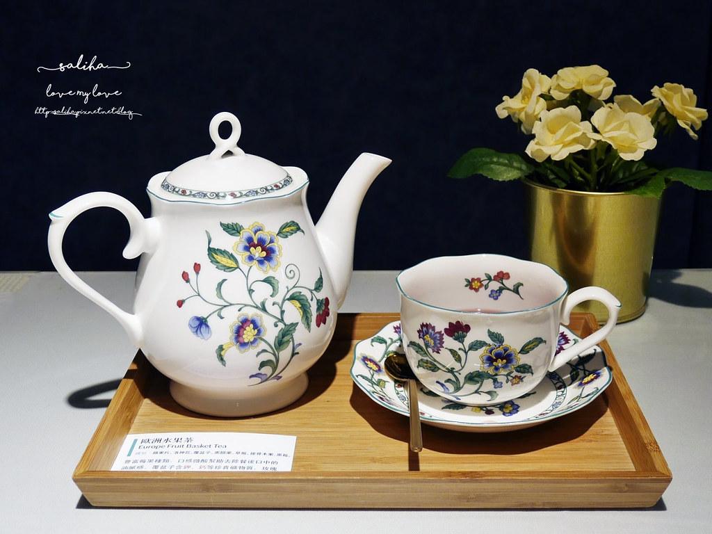 桃園統領百貨餐廳美食推薦BG德國農莊TeaBar下午茶果茶 (1)