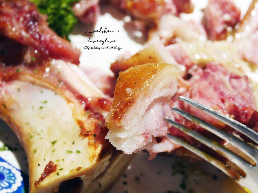 桃園火車站附近美食推薦BG德國農莊TeaBar好吃德國豬腳排餐約會餐廳 (5)