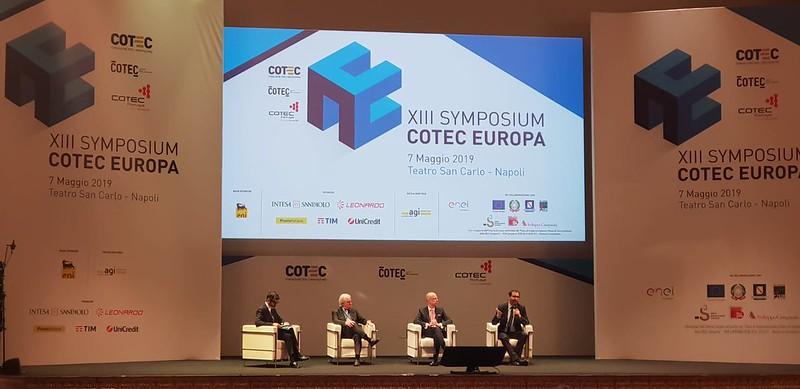 Cumbre Cotec Europa