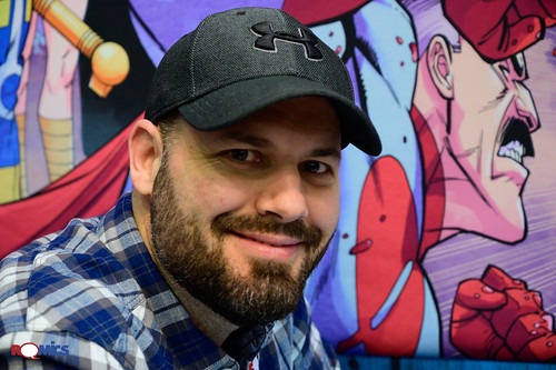Ryan Ottley, il re dei supereroi a Romics