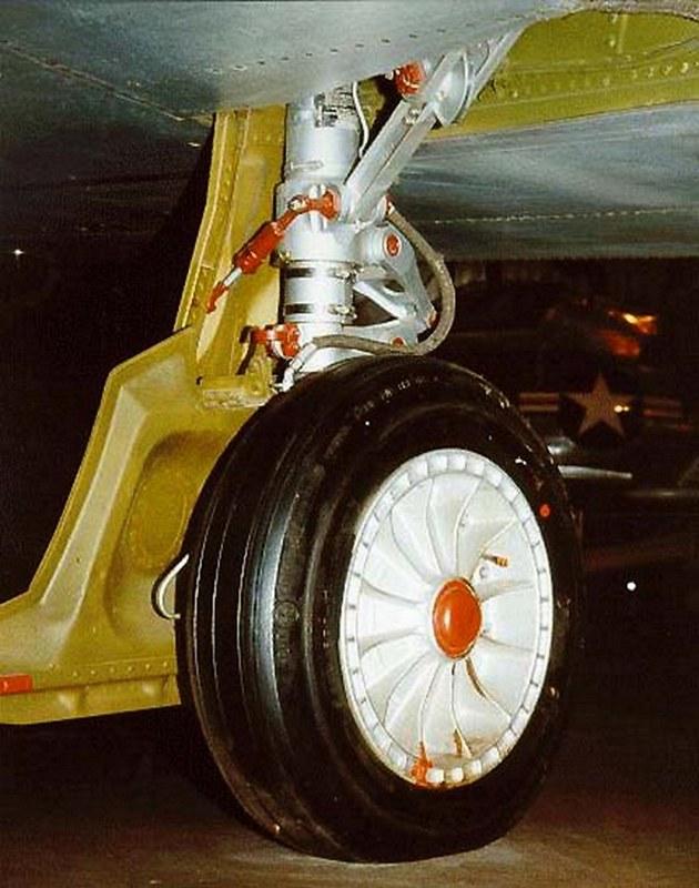 Lockheed F-80C 00004