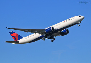 F-WWKF Airbus A330 Neo Delta