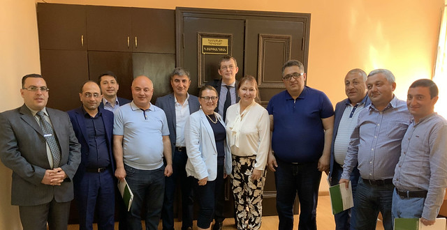 Congress carried out a monitoring visit to Armenia