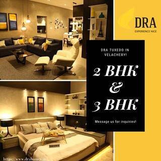 3 bhk apartments in Velachery