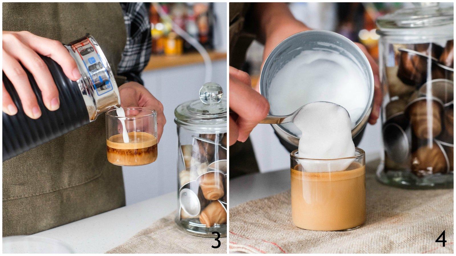 How to use a Nespresso machine 2