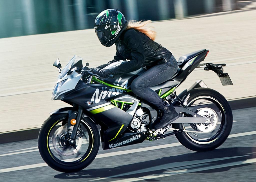Kawasaki Ninja 125 Performance 2019 - 15