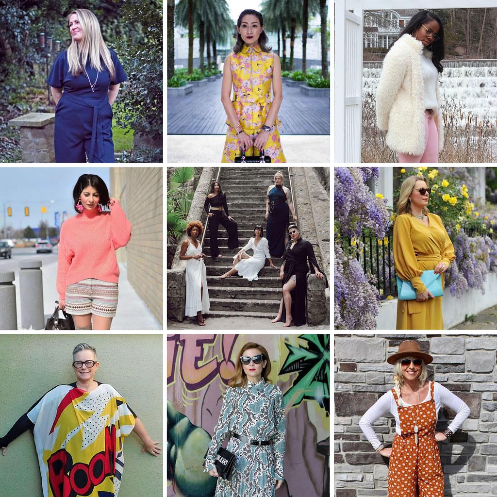 Celebrating 9 Women Who Wear What They Like | Not Dressed As Lamb (May 2019)