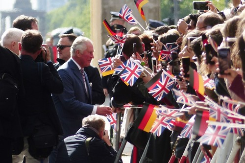 ...and HRH Charles Prince of Wales!