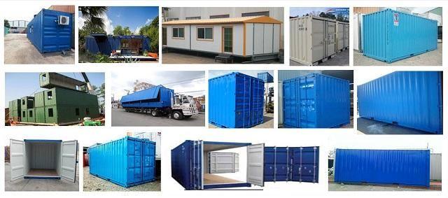 Thuê container kho cũ giá rẻ