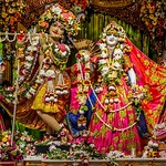 ISKCON Mayapur Deity Darshan 08 May 2019