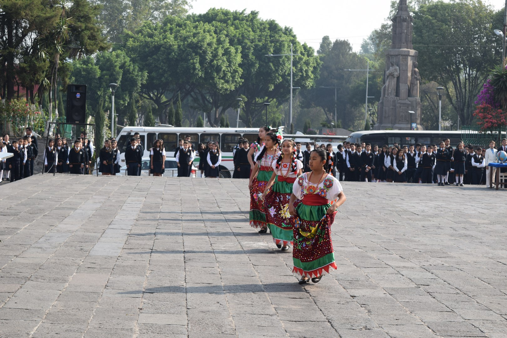 Ceremonia Cívica