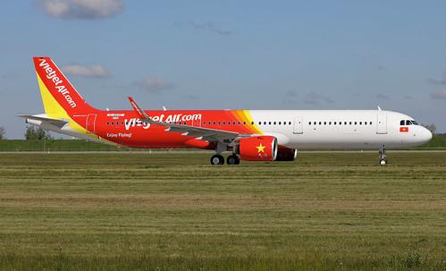 A321-271N, VietJetAir, D-AVZC, VN-A607 (MSN 8790) | by Mathias Düber