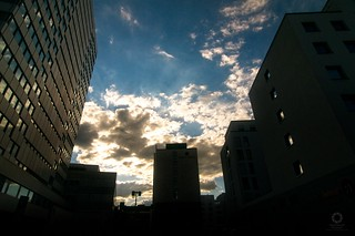 Clouds'n'Skyscrapers