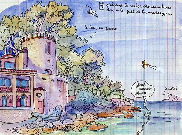 la tour de pierre