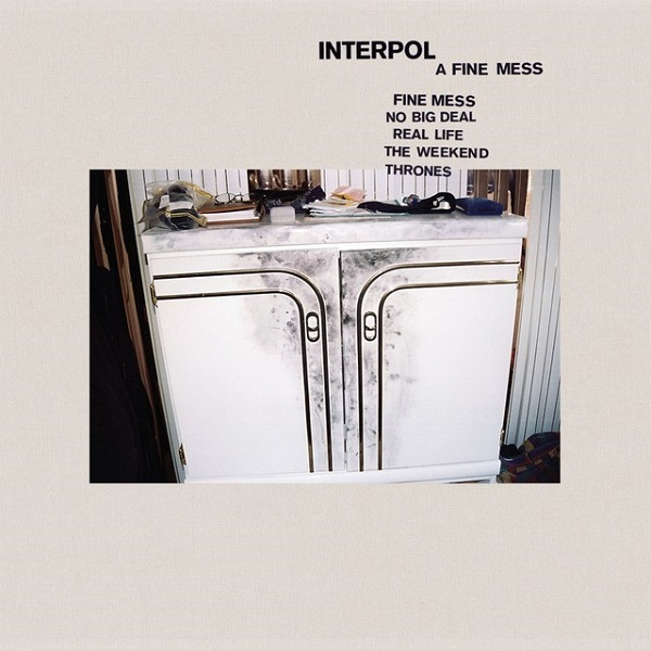 Interpol - A Fine Mess