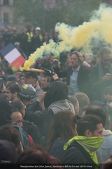 Manifestation-des-Gilets-Jaunes-vests-Yellow-1er mai-Paris-2019 (1120) © Olivier Roberjot