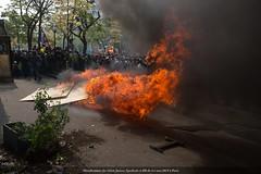 Manifestation-des-Gilets-Jaunes-vests-Yellow-1er mai-Paris-2019 (0870) © Olivier Roberjot