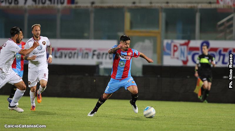 Vincenzo Sarno, ex di turno, sarà ancora lui il fulcro del gioco rossazzurro
