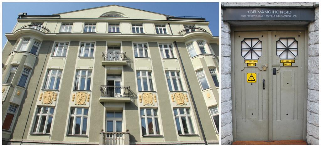 Former KGB Headquarters, Tallinn
