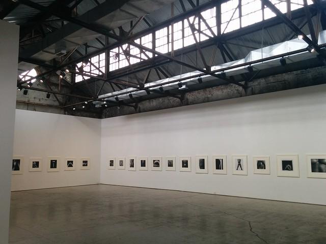 Olga Korper Gallery (1) #toronto #roncesvalles #olgakorpergallery #robertmapplethorpe #theoutsiders #architecture #loft