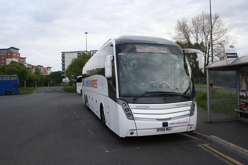 Go South Coast 7831 BV66WOJ