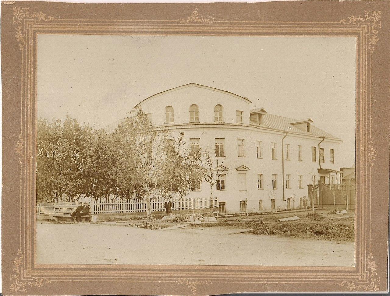 Дом рыбопромышленника Зотова