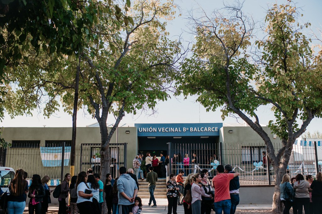 2019-05-15 PRENSA: Se puso en funcionamiento la Unión Vecinal del Barrio Balcarce en Sta. Lucía