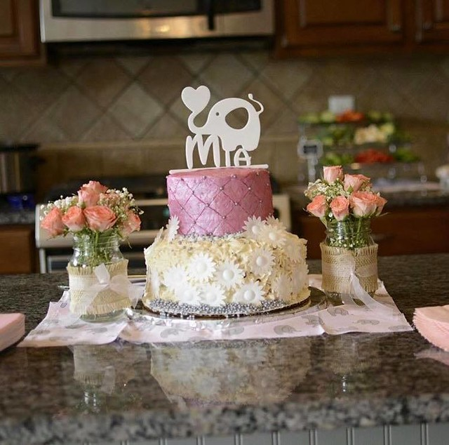 Cake by OMG Cupcakes
