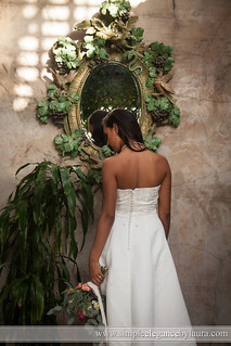 Bride Before the Mirror