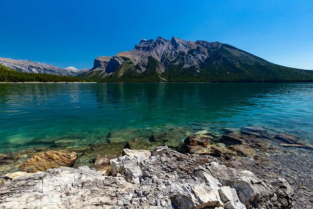 Lake Minnewanka, Banff National Park