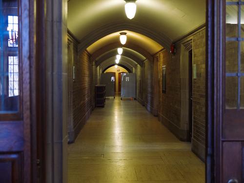 Hart House - corridor