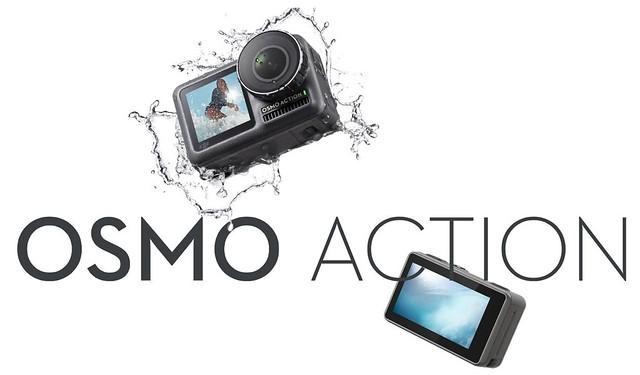 [裝備] DJI Osmo Action 運動相機