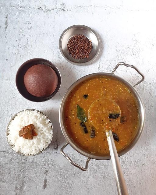 ಗುಂಡು ಬದನೆ ಪಪ್ಪು|Bringal Pappu
