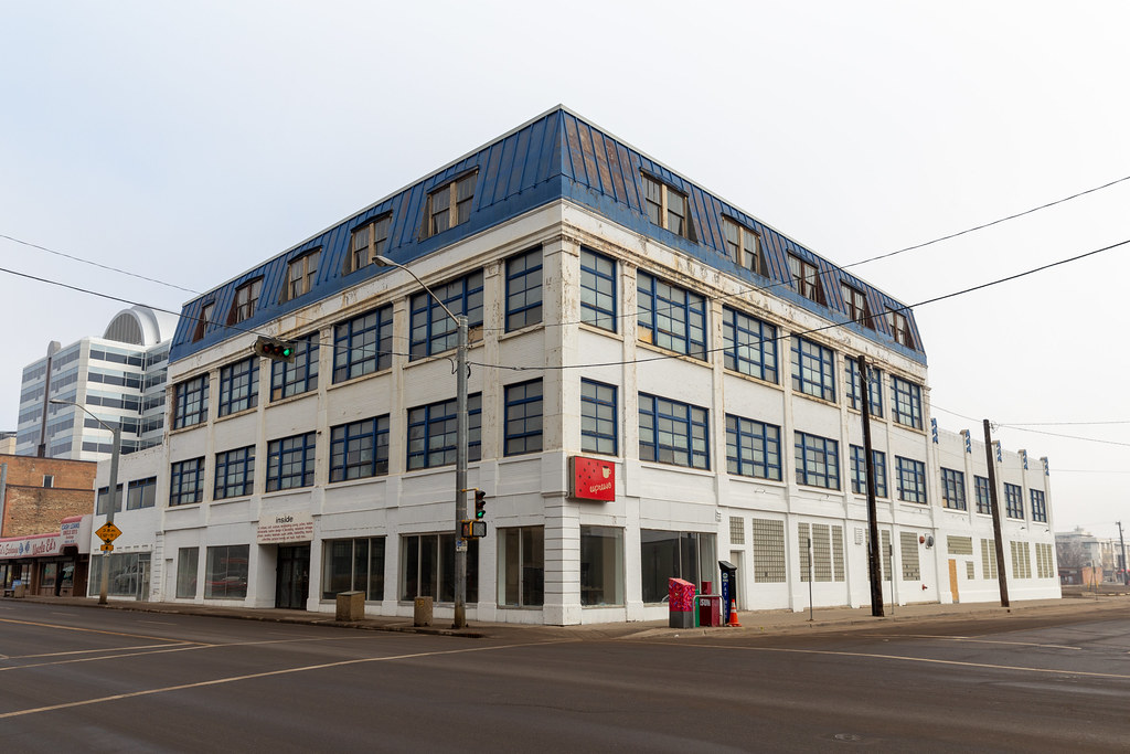 GWG Building in March 2019. Photo by Mack Male.