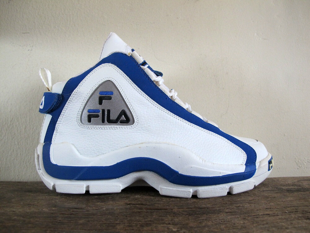 Details about VTG FILA 96 Grant Hill 2 Shoes sz 11 orlando magic stackhouse sneakers rare