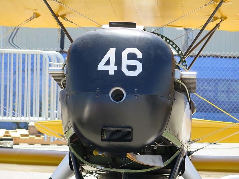 Curtiss P-6 Hawk 00025