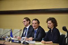 AICHR Meeting with EU