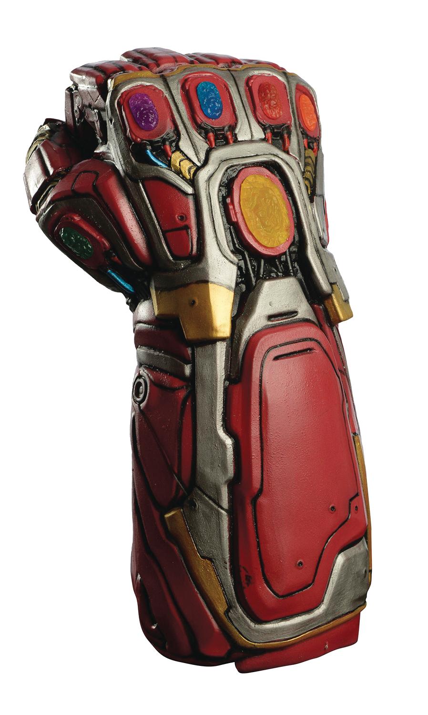 """I Am Iron Man!!"" Rubie's Costume《復仇者聯盟4:終局之戰》鋼鐵人無限手套 Iron Gauntlet 握拳版/開掌版 變裝道具"