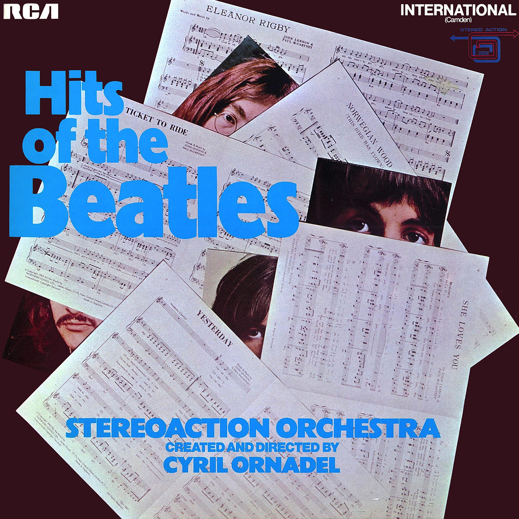 Cyril Ornadel - Hits of the Beatles