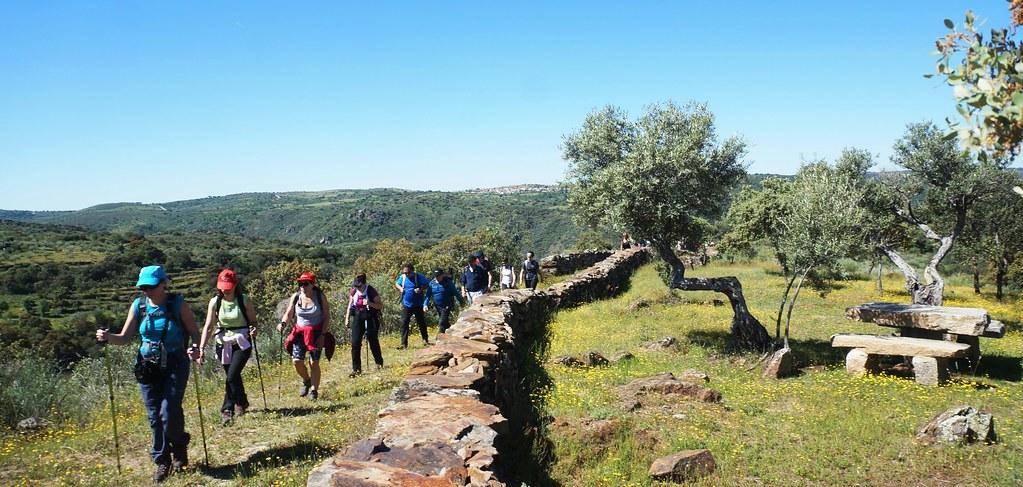 MARCHA-0552 Senderismo Parque Natural Arribes del Duero, Salamanca - San Felices de los Gallegos