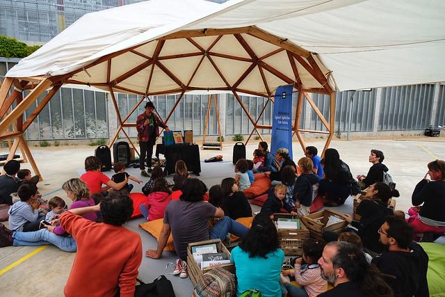 Kanalla Spazio e spazio di lettura Literal 2019