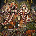ISKCON Ujjain Deity Darshan 16 May 2019