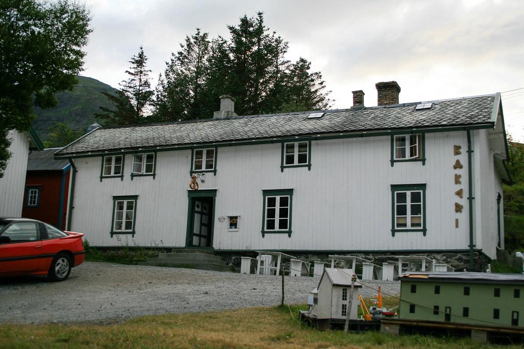 The bakery from A i Lofoten