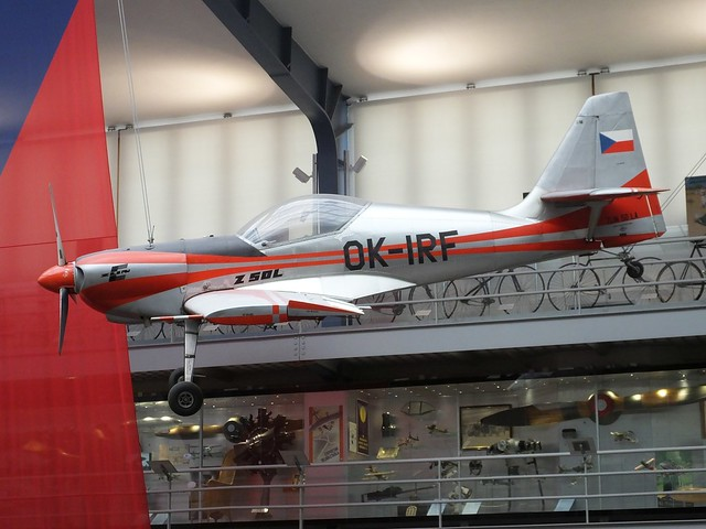 OK-IRF Zlin Z-50LA