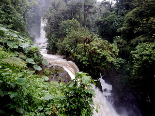 Peace Lodge, La Paz Waterfall Gardens, Costa Rica.