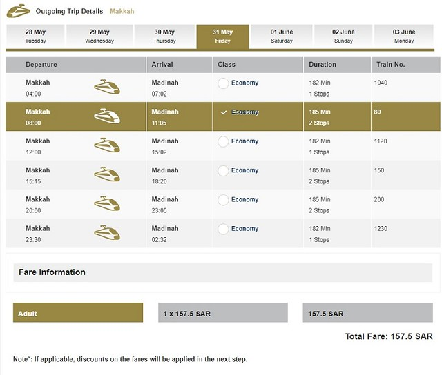 279 How to buy Makkah-Madina Train ticket online (6)
