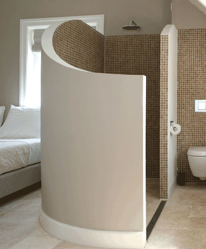 60 Awesome Open Bathroom Concept For Master Bedrooms Decor Flickr
